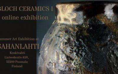 Bloch Ceramics I -verkkonäyttely